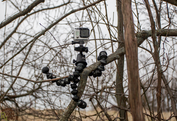 gorillapod and gopro